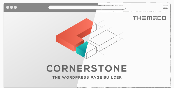 Cornerstone v4.2.3 - The WordPress Page Builder