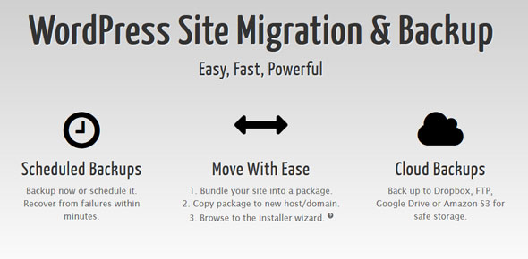 Duplicator Pro v3.8.6.2 - WordPress Site Migration & BackUp