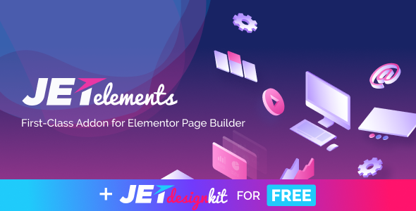 JetElements v2.2.0 - Addon for Elementor Page Builder