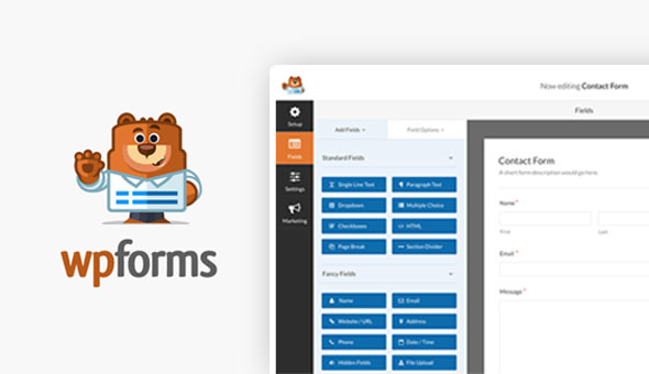 WPForms Pro v1.5.8.1 + Add-Ons Pack