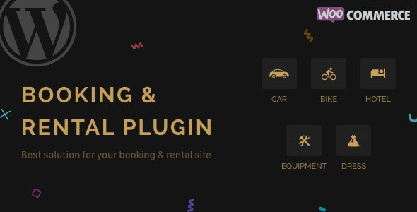 RnB v9.0.6 - WooCommerce Rental & Bookings System