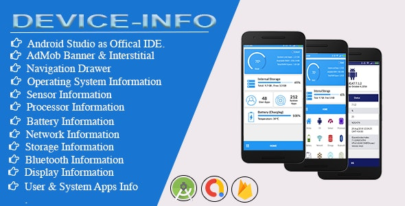 Device Info for android with Admob v1.2.0