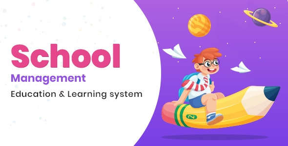 School Management v3.4 - Education & Learning Management system for WordPress