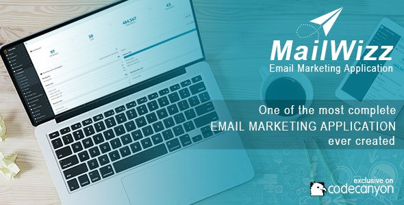 MailWizz v1.9.4 - Email Marketing Application - nulled