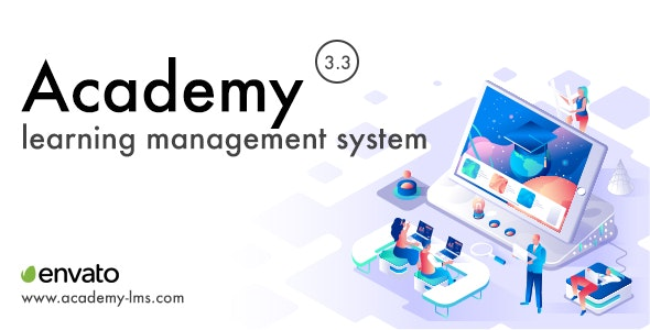 Academy Learning Management System v3.3 - nulled